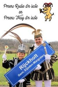 Prins Hay I en Prins Rudie I